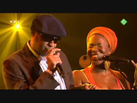 India Arie &amp; Raul Midon - Back to the middle NSJ 2007