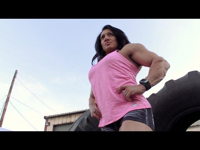 Female Bodybuilder Looks for Love | Strange Love