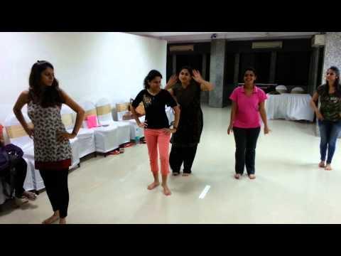 sangeet dance lalalala ho gayi hai
