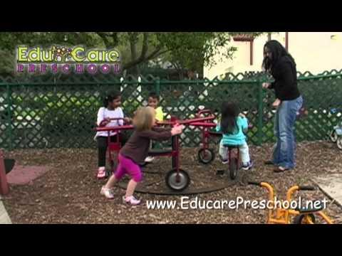 Educare Preschool Commercial