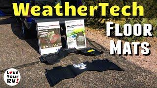 WeatherTech Floor Mats from etrailer.com (Ram 3500 Truck)