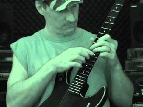 TJ Helmerich - The best 8 fingers Tapping ever