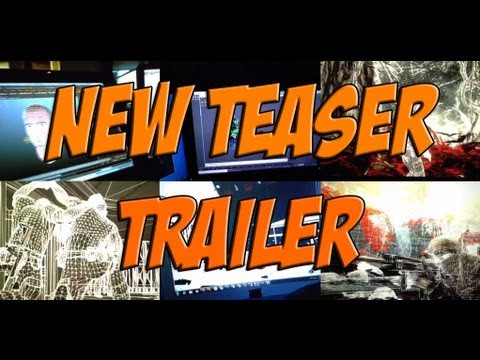 Call Of Duty: Ghosts -  NEW TEASER TRAILER(Hi-Tech)