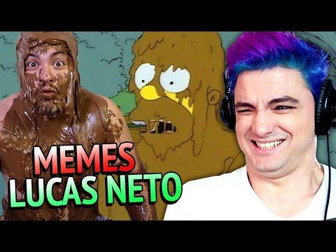 OS MELHORES MEMES SOBRE LUCCAS NETO