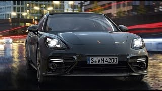 NEW!! 2017 PORSHE PANAMERA 2017 OFFICIAL