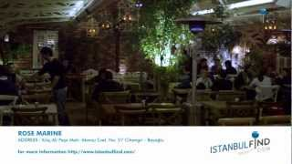 ISTANBUL FIND - Dining & Nightlife [HD]