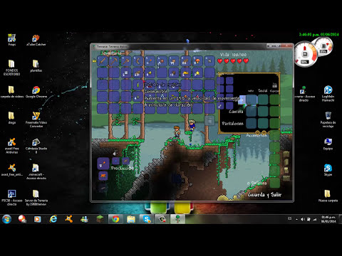 Tutorial Como Descargar e Instalar Terraria Ultima Version
