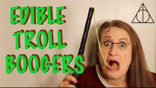 How To Make Edible Troll Boogers - Harry Potter Themed Food