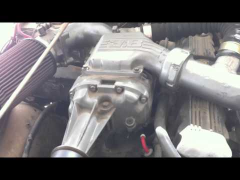 Jeep Wrangler YJ 4.0L Powered by Eaton M90 Supercharger part1
