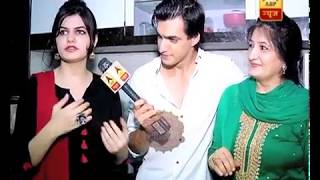 Watch Mohsin Khan's Iftar party