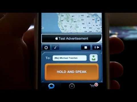 HeyTell (Walkie Talkie) App Review