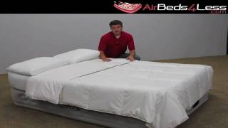 Intex Queen Raised Supreme Air Flow Airbed