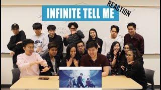 [APRICITY] INFINITE (인피니트) - Tell Me MV Reaction Video [Inspirits Takeover!]