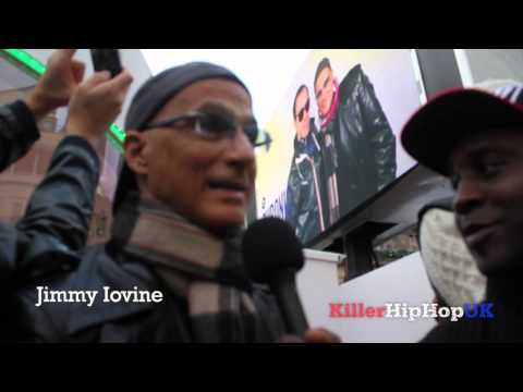 Dr Dre & Jimmy Iovine @ Beats by Dre Show Your Colour Event (London, Covent Garden)