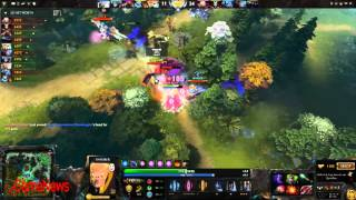 Miracle Invoker, The Heavy hitter build Dota 2