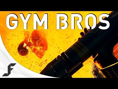 GYM BROS - Battlefield 4