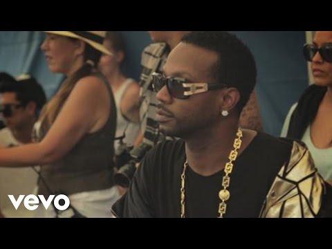 Juicy J - Low - Behind the Scenes ft. Nicki Minaj, Lil Bibby, Young Thug
