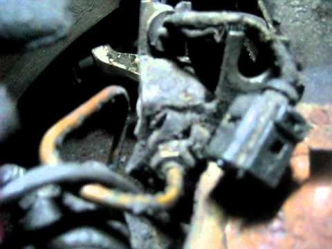 Volkswagen Passat 2002.front brake pads replace