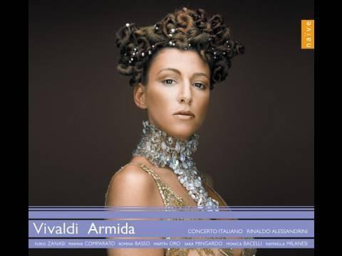 Vivaldi: Armida / Rinaldo Alessandrini & Concerto Italiano