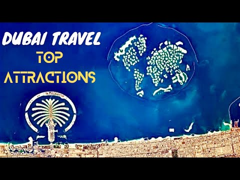 Amazing Dubai Top 10 Attractions 2013 *HD*