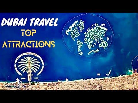 Amazing Dubai Top 10 Attractions 2013 *HD*