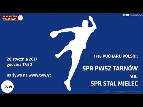 Piłka Ręczna: SPR PWSZ Tarnów - SPR Stal Mielec