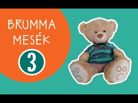 BRUMMA MESÉK - A HÁROM KISMALAC