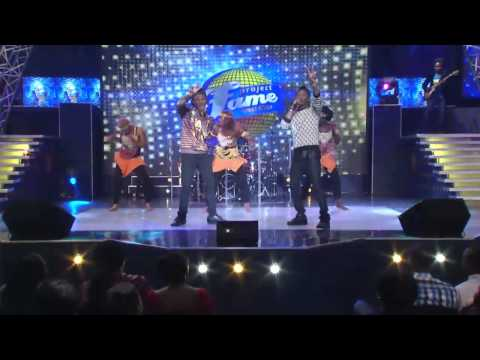 Omolayo And Wizkid Perform Omo Jaiye Jaiye | Mtn Project Fame 6 Reality Show video