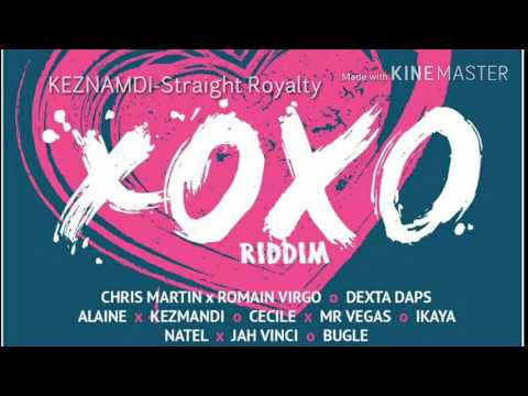 XOXO RIDDIM MIX