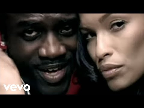 Akon - Girls (Feat. Beenie Man)