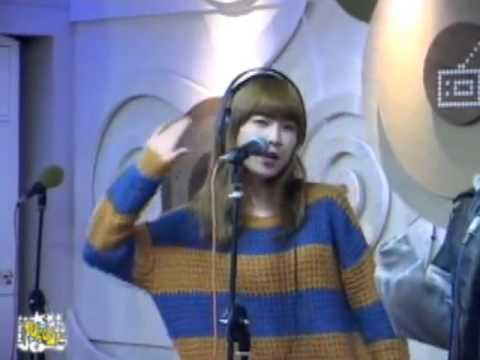 130204 Younha's Starry Night- Nine Muses Dolls Live video