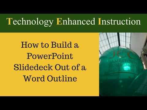 How To Build A Powerpoint Template