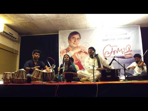 "sithara sings the Gazal- ""e hakeekath""mp4"