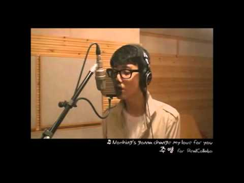 Joo Yeong - nothings gonna change my love for you