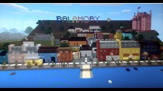Balamory: Closing Sequence (Minecraft Version)