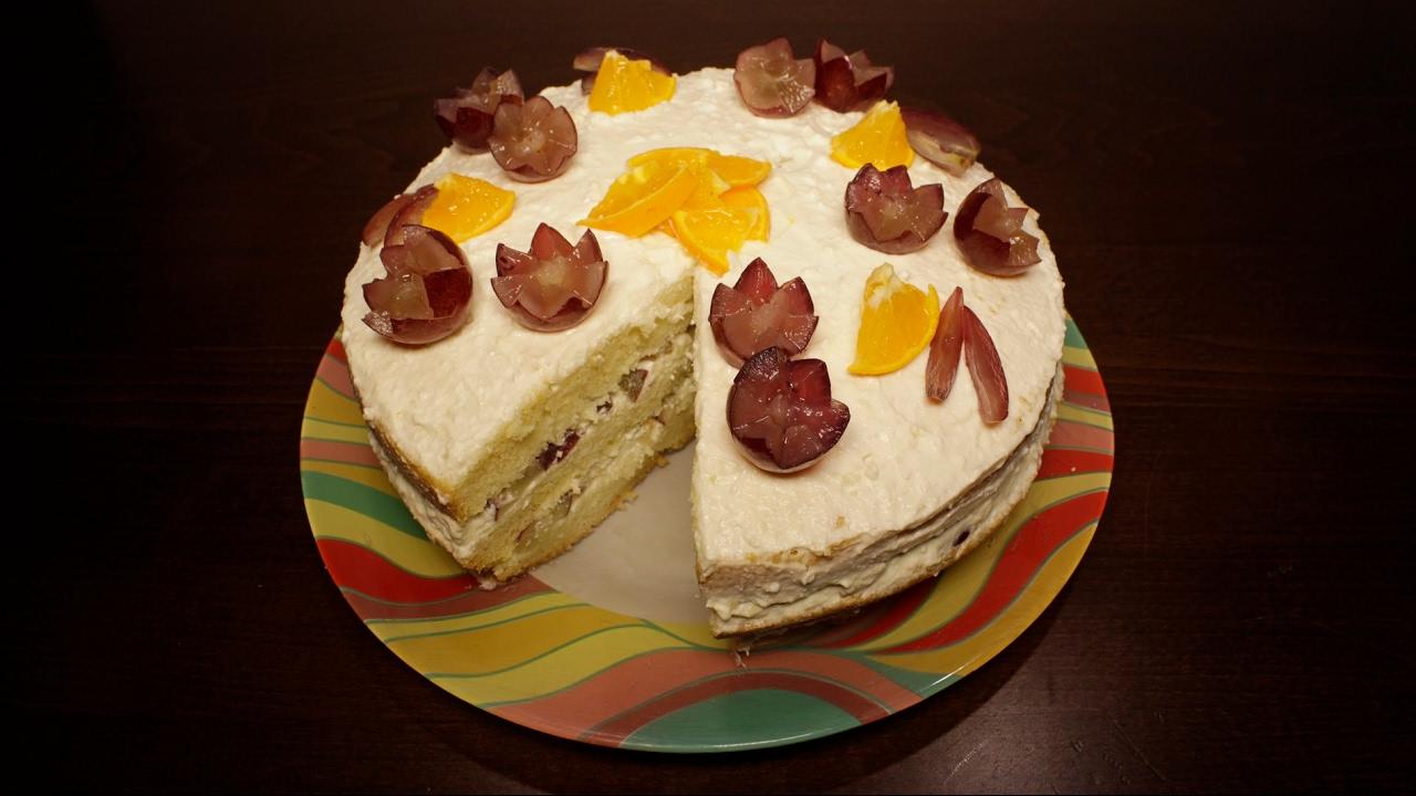 Рецепты тортов и пирогов в мультиварке с фото