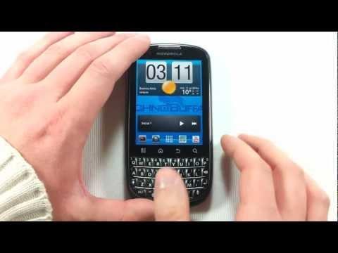 [Análisis] Motorola Pro+ (en español)