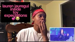 Download Lagu Lauren Jauregui - Inside, Toy & Expectations REACTION Gratis STAFABAND