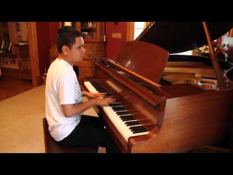 Next to Me - Emeli Sande - Piano Cover By Kuha'o Case