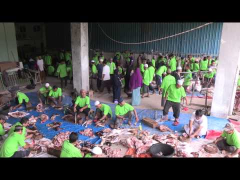 Eidul-Qurban 1435H Bersama Radio Hang106 FM Batam Kepri