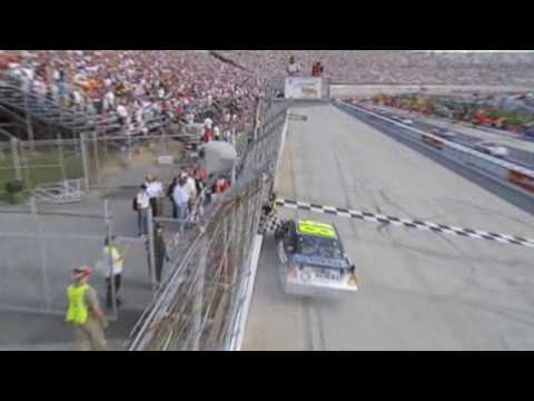 2009 Autism Speaks 400 - Jimmie Johnson Wins