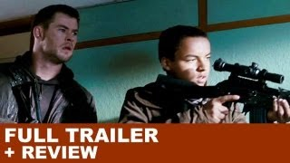 Red Dawn - Red Dawn 2012 Official Trailer + Trailer Review : HD PLUS