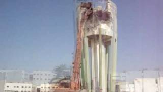 MTKA DEMOLITION - UMM AL NAAR - WATER TOWER TANK - 4 days