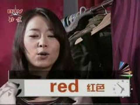 Ruby Lin speak English Video