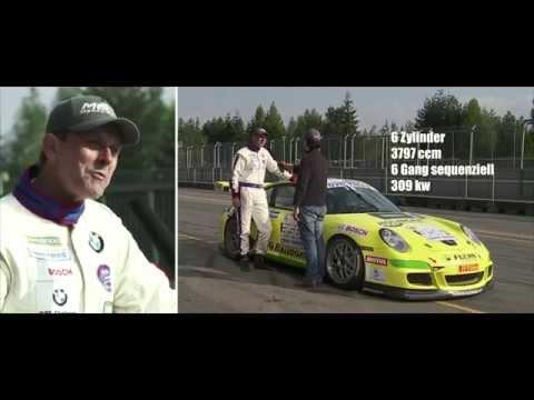 ERICH HASCHER Fahrer-Portrait Motorsport