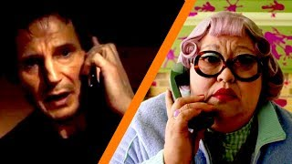 TAKEN BUT LIAM NEESON CALLS MRS KWAN