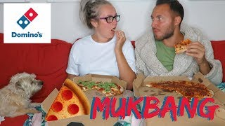 MUKBANG- HOW WE MET, RANDOM FUNNY FACTS, YOUTUBERS, HOLIDAY DESTINATIONS | SAMMY BLUNDERFIELD