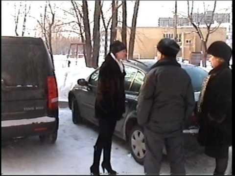 черный коллектор 2 ( их поражение)  г.Тольятти 16.02.2011