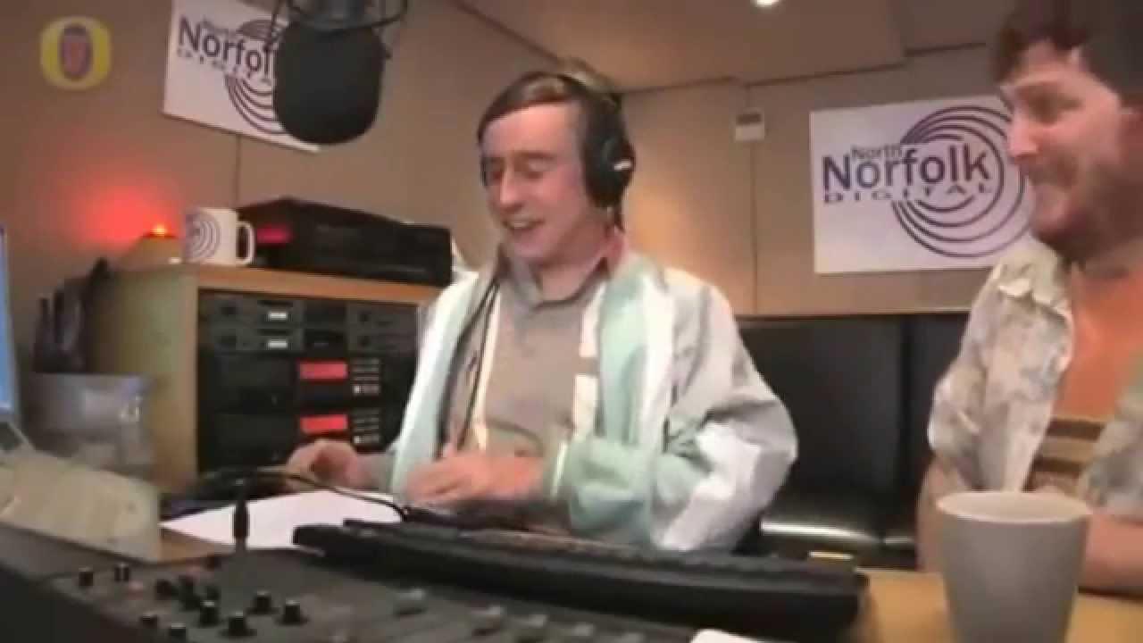 Alan Partridge Banter Alan Partridge 'great Banter'