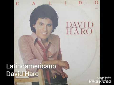 Latinoamericano David Haro LP 1981